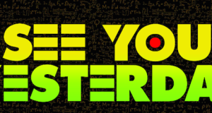 SYY Logo - Feature: See You Yesterday Interview with Stefon Bristol, Fredrica Bailey, Eden Duncan-Smith, Danté Crichlow, and Brian @stro Bradley by Jonn Nubian @stefonbristol @MissezBrando @realmikefox #seeyouyesterday #Tribeca2019 @netflix