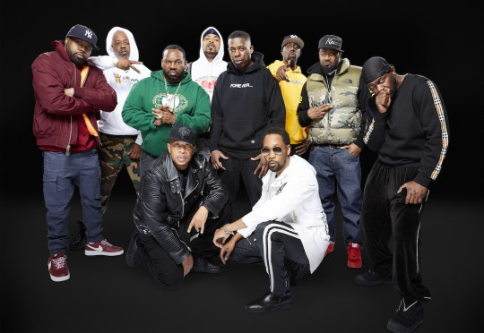 Wu Tang Clan 1 540x372 - Wu-Tang Clan: Of Mics and Men Interview by Jonn Nubian @wutangclan #SachaJenkins #Tribeca2019 #OfMicsandMen