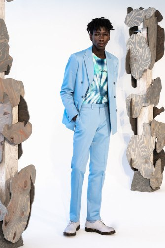 Look 2 - Timo Weiland SS20 Collection @timoweiland @groupenyc