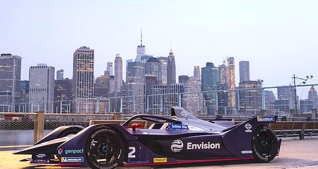 BD9I1112 - Formula E returns to New York City! #NYCEPrix @FIAformulaE @JeanEricVergne @sambirdracing @LucasdiGrassi @mitchevans_ @osergiojimenez @BryanSellers #NYCEPrix #Brooklyn