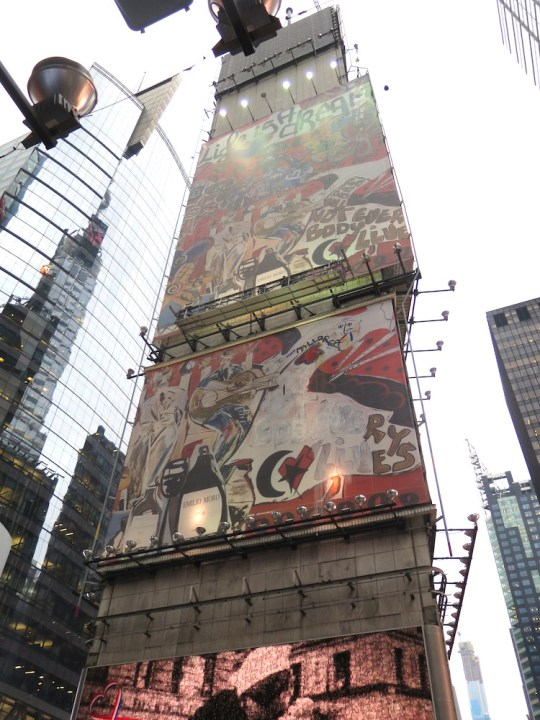 IMG 3107 540x720 - Feature: Domingo Zapata completes of Largest Mural in NYC @domingozapata @IBEROSTAR_ENG #domingozapata