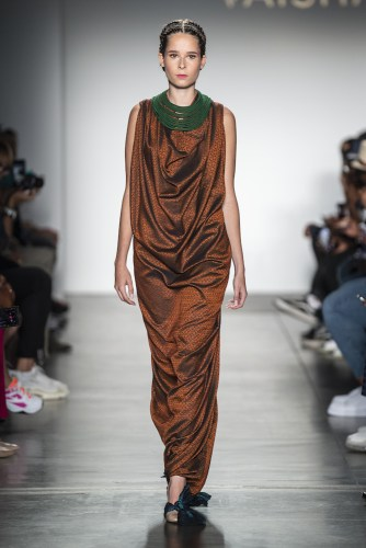 CAAFD RS20 0142 - #CAAFD presents Vaishali S. Spring Summer 2020 Collection during #NYFW @vaishalivs #ss20 #CAAFDNYFW