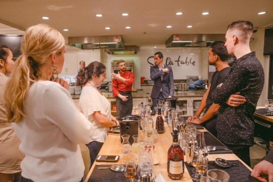 "h 28 540x360 - Event Recap: Hennessy ""Le Voyage"" x Sur la Table Holiday Preview"