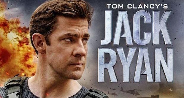 jackryan4 - Tom Clancy's Jack Ryan Season 2 - Trailer @johnkrasinski @primevideo #JackRyan