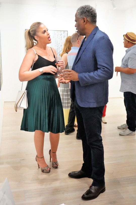 photos by Stella Magloire 156 1 540x810 - Event Recap: Danny Simmons Alone Together Private Reception at George Billis Gallery @ogilvy @rush_art @miolowinegroup_ #ShinjuWhisky #AloneTogether