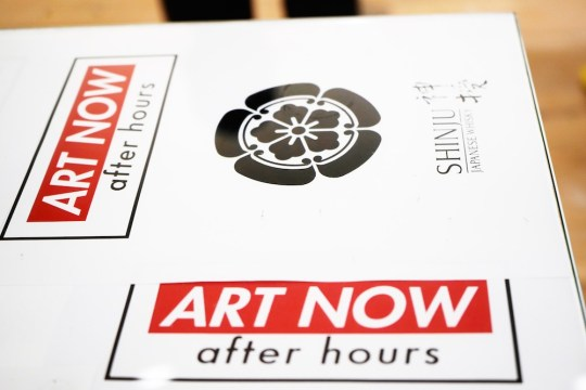 photos by Stella Magloire 189 1 540x360 - Event Recap: Art Now After Hours Season One Launch @artnowafterhours #artnownyc