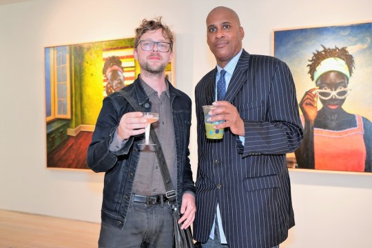 photos by Stella Magloire 194 540x360 - Event Recap: Art Now After Hours Season One Launch @artnowafterhours #artnownyc
