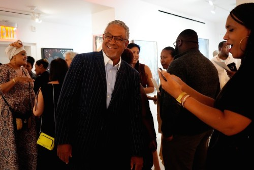photos by Stella Magloire 251 - Event Recap: Danny Simmons Alone Together Private Reception at George Billis Gallery @ogilvy @rush_art @miolowinegroup_ #ShinjuWhisky #AloneTogether