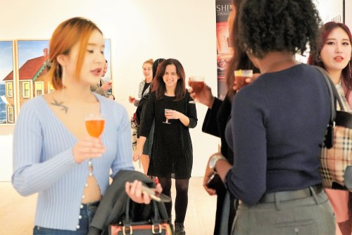 photos by Stella Magloire 34 - Event Recap: Art Now After Hours Season One Launch @artnowafterhours #artnownyc