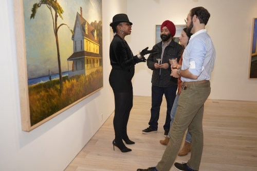 photos by Stella Magloire 99 3 - Event Recap: Art Now After Hours Season One Launch @artnowafterhours #artnownyc