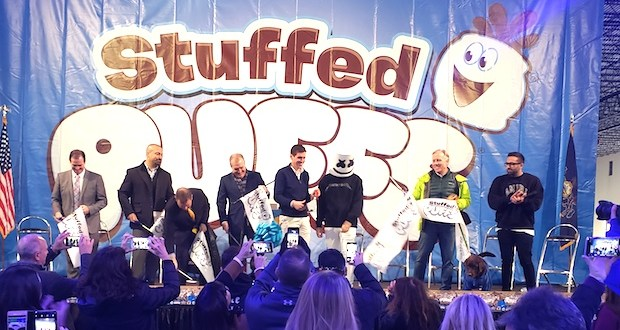 20191119 131436 - Event Recap: Stuffed Puffs Celebrates Opening of New Plant with DJ Marshmello @stuffedpuffs @marshmellomusic @DCEDSecretary @LVEDC @shalizi @JG_Petrucci @Factoryllc1