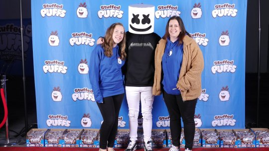 74525044 2469729113267943 396595300132716544 o 540x304 - Event Recap: Stuffed Puffs Celebrates Opening of New Plant with DJ Marshmello @stuffedpuffs @marshmellomusic @DCEDSecretary @LVEDC @shalizi @JG_Petrucci @Factoryllc1