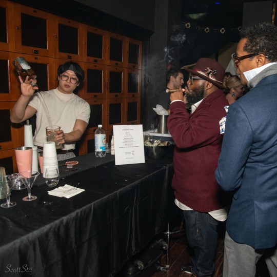 DSC 3126 540x540 - Event Recap: Art Now After Hours Shinju Japanese Whisky tasting & The Birth of the Cool celebration at Casa de Montecristo @shinjuwhisky #artnowafterhours #thebirthofthecool