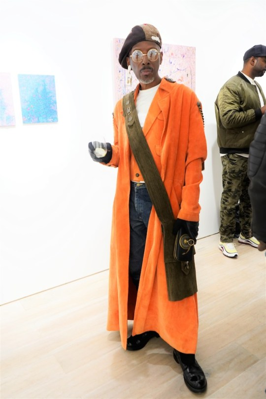 photo by Stella Magloire. 24 540x810 - Event Recap: Art Now After Hours Episode 2 @artnowafterhours #artnownyc