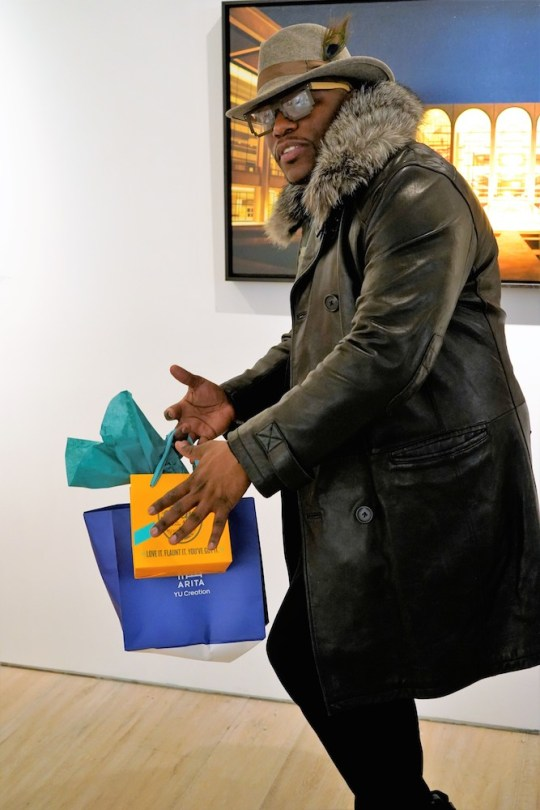 photo by Stella Magloire. 301 540x810 - Event Recap: Art Now After Hours Episode 2 @artnowafterhours #artnownyc