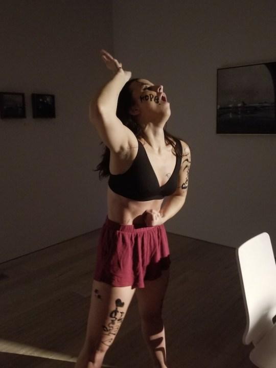 photos by Stella Magloire 22 540x720 - Event Recap: Art Now After Hours Episode 2 @artnowafterhours #artnownyc