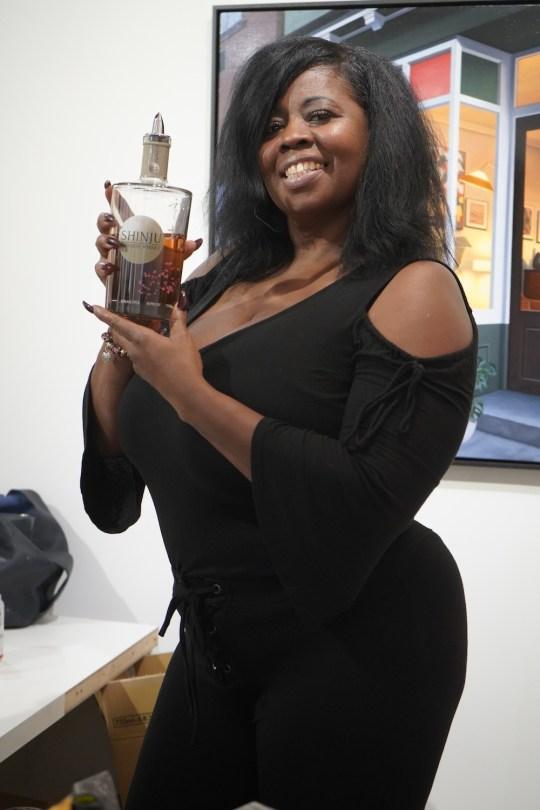 photos by Stella Maglore 197 540x810 - Event Recap: Karen Woods …Going Opening Reception at George Billis Gallery