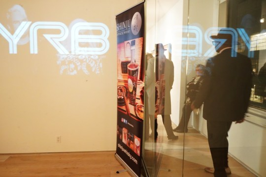 photos by Stella Maglore 2 540x360 - Event Recap: Karen Woods …Going Opening Reception at George Billis Gallery