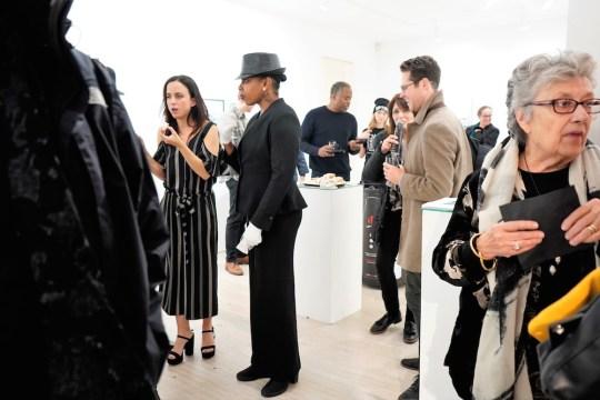 photos by Stella Maglore 24 2 540x360 - Event Recap: Karen Woods …Going Opening Reception at George Billis Gallery