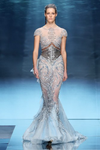 200122 0194 Nakad - Ziad Nakad #Atlantis #ParisFashionWeek Spring Summer Couture Collection 2020 @ZiadNakadWorld