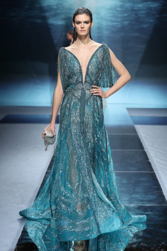 200122 0573 Nakad - Ziad Nakad #Atlantis #ParisFashionWeek Spring Summer Couture Collection 2020 @ZiadNakadWorld