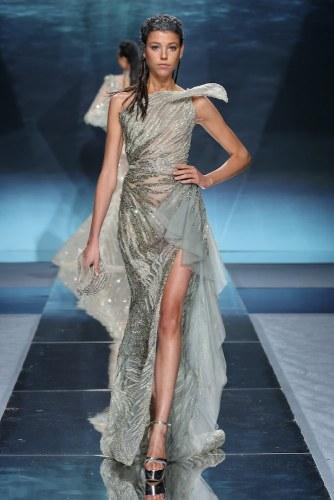 200122 0757 Nakad - Ziad Nakad #Atlantis #ParisFashionWeek Spring Summer Couture Collection 2020 @ZiadNakadWorld