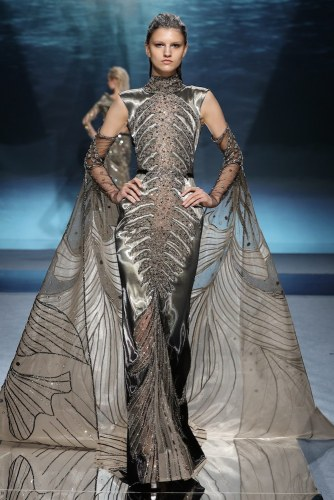 200122 0877 Nakad - Ziad Nakad #Atlantis #ParisFashionWeek Spring Summer Couture Collection 2020 @ZiadNakadWorld