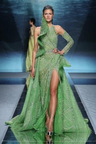200122 1175 Nakad - Ziad Nakad #Atlantis #ParisFashionWeek Spring Summer Couture Collection 2020 @ZiadNakadWorld