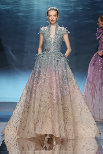 200122 1642 Nakad - Ziad Nakad #Atlantis #ParisFashionWeek Spring Summer Couture Collection 2020 @ZiadNakadWorld