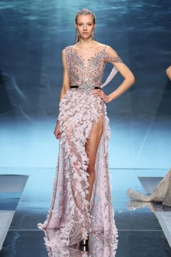 200122 1751 Nakad - Ziad Nakad #Atlantis #ParisFashionWeek Spring Summer Couture Collection 2020 @ZiadNakadWorld