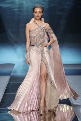 200122 1823 Nakad - Ziad Nakad #Atlantis #ParisFashionWeek Spring Summer Couture Collection 2020 @ZiadNakadWorld