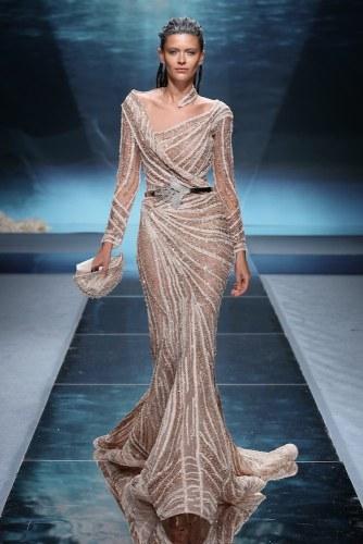 200122 2075 Nakad - Ziad Nakad #Atlantis #ParisFashionWeek Spring Summer Couture Collection 2020 @ZiadNakadWorld