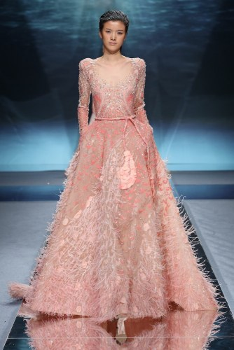 200122 2279 Nakad - Ziad Nakad #Atlantis #ParisFashionWeek Spring Summer Couture Collection 2020 @ZiadNakadWorld