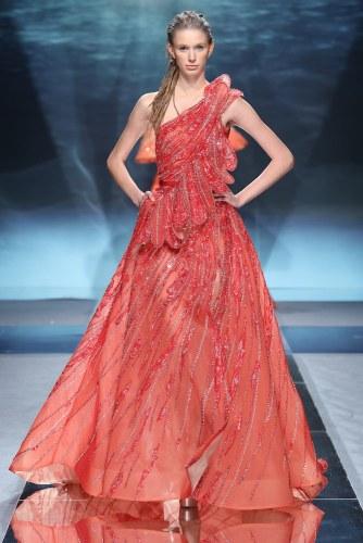 200122 2383 Nakad - Ziad Nakad #Atlantis #ParisFashionWeek Spring Summer Couture Collection 2020 @ZiadNakadWorld