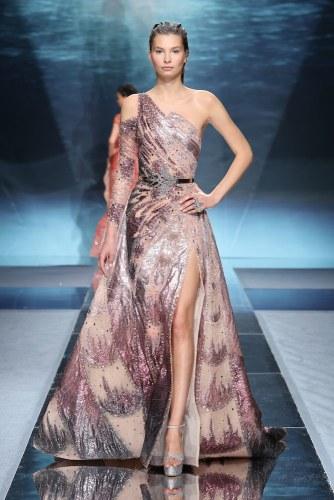 200122 2505 Nakad - Ziad Nakad #Atlantis #ParisFashionWeek Spring Summer Couture Collection 2020 @ZiadNakadWorld