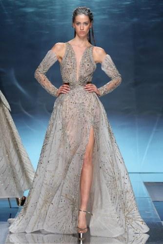 200122 3063 Nakad - Ziad Nakad #Atlantis #ParisFashionWeek Spring Summer Couture Collection 2020 @ZiadNakadWorld