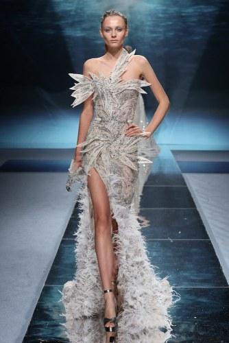 200122 3153 Nakad - Ziad Nakad #Atlantis #ParisFashionWeek Spring Summer Couture Collection 2020 @ZiadNakadWorld
