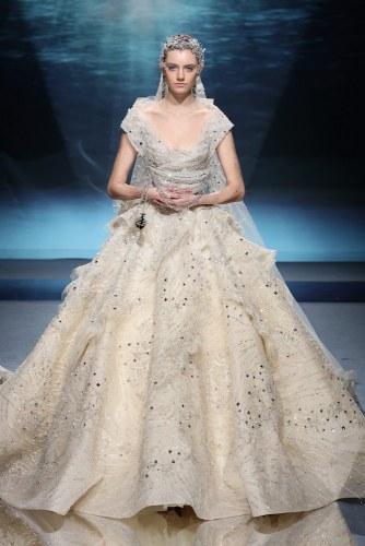 200122 3297 Nakad - Ziad Nakad #Atlantis #ParisFashionWeek Spring Summer Couture Collection 2020 @ZiadNakadWorld