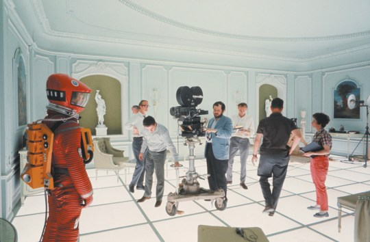 23 1 540x354 - Envisioning 2001: Stanley Kubrick's Space Odyssey January 18–July 19, 2020 @MovingImageNYC #2001ASpaceOdyssey