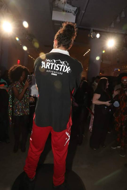 BC2I7589 540x810 - Artistix Presents Adventure #FW2020 at Klarna's @Style360NYFW @ArtistixFashion @GregPolisseni #AndyHilfiger #NYFW
