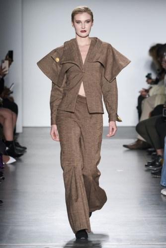 Cafd Fashion RF20 1288 - CAAFD Designer Showcases FW2020 #NYFW @CAAFD