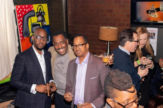 IMG 7828 540x360 - Event Recap: Art Now After Hours Giant Steps celebration and exhibition at Casa de Montecristo @shinjuwhisky #artnowafterhours