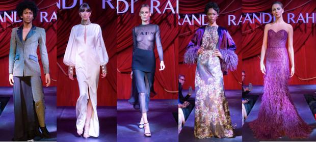 rr - Randi Rahm FW2020 Evolution Couture  @randirahm #nyfw