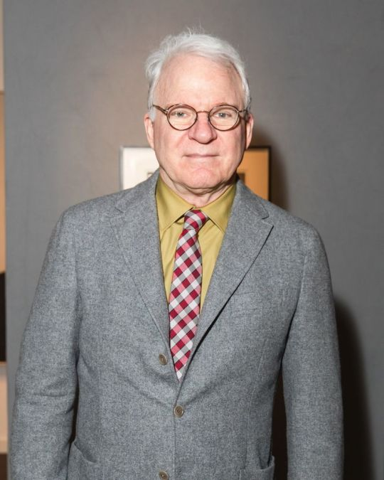 stevemartin 540x675 - Event Recap: The 32nd annual The Art Show Gala Preview @The_ADAA #TheArtShow