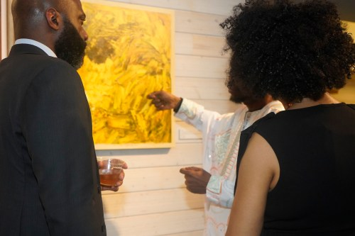 photos by Stella Magloire 127 - Event Recap: African Americans and The Vote Exhibition