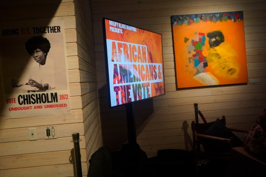 photos by Stella Magloire 224 540x360 - Event Recap: African Americans and The Vote Exhibition