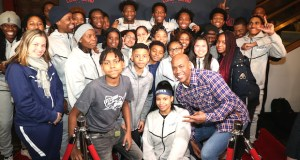 sm1 1 - Event Recap: A Kid From Coney Island, documentary on the life of Stephon Marbury premiere at Brooklyn Academy of Music @StarburyMarbury @1091media