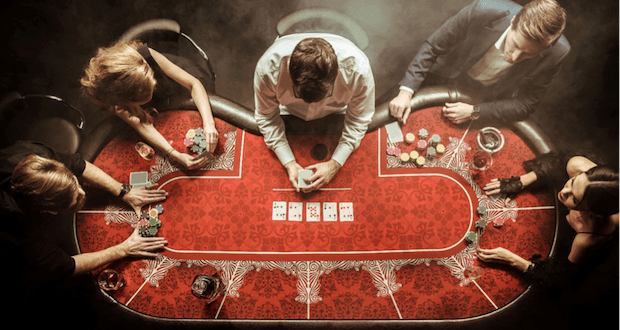 n - Top five Poker players in the world