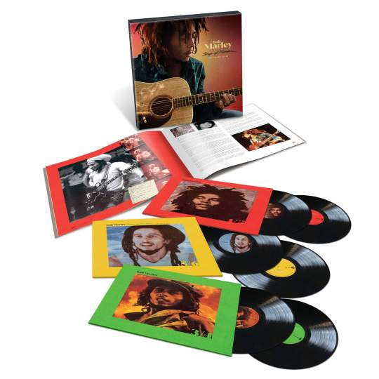 bm 540x540 - Bob Marley-Songs of Freedom: The Island Years, 3CD and 6LP, limited-edition set on colored vinyl to be re-released worldwide. #BobMarley75