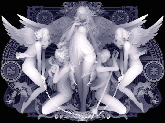 unnamed7 540x404 - Kazuki Takamatsu: Your Wings Exhibition January 16 - February 20, 2021 at Corey Helford Gallery @KazukiTakamatsu @coreyhelford